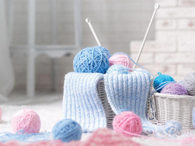 Hexham WI's Knitting Challenge