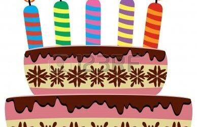 Happy Birthday Wall WI