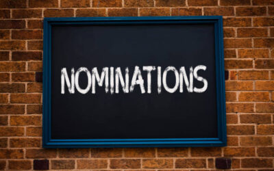 Reminder – Nominations for the Board of Trustees