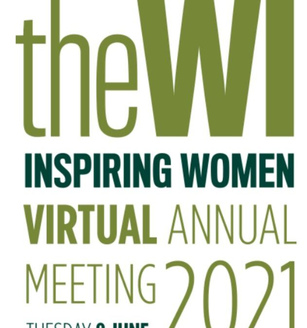 NFWI Annual Meeting 2021: Tuesday 8 June