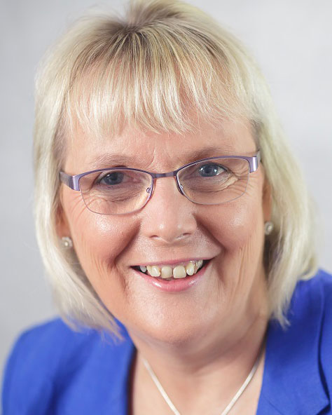 New NFWI Chairman – Ann Jones